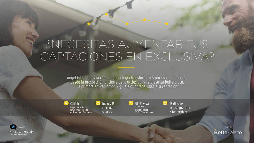 Aumenta tus captaciones en exclusiva gracias al Big Data